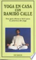 Yoga en casa con Ramiro Calle