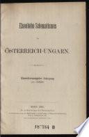 Eisenbahn-Schematismus für Österreich-Ungarn