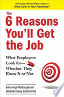 The 6 Reasons You ll Get the Job