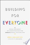 Building For Everyone Book PDF