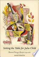 Setting The Table For Julia Child