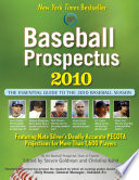 Baseball Prospectus 2010 Mlb Season Providing Analysis And
