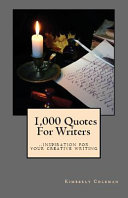 1 000 Quotes for Writers