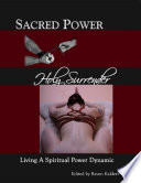 download ebook sacred power, holy surrender: living a spiritual power dynamic pdf epub