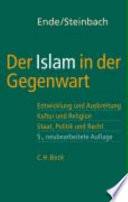 Der Islam in der Gegenwart