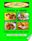 LA CUISINE POUR TOUS : Entrées et Salades Composées 1