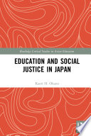 Education And Social Justice In Japan