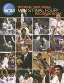 Official NCAA Men s Final Four Records Book