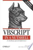 VBScript in a Nutshell