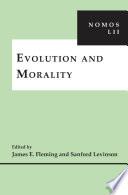 Evolution and Morality