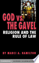 God vs  the Gavel
