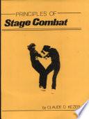 Principles of Stage Combat