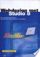 Webdesign met Studio 8 Free download PDF and Read online