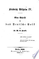Friedrich Wilhelm IV