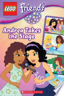 Lego Friends Andrea Takes The Stage Comic Reader 2