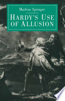 Hardy   s Use of Allusion