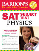 Barron s SAT Subject Test Physics