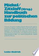 Handbuch zur politischen Bildung