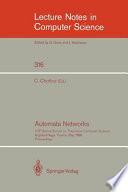 Automata Networks