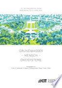 Grundwasser - Mensch - Oekosysteme : 25. Tagung der Fachsektion Hydrogeologie in der DGGV 2016, Karlsruher Institut fuer Technologie (KIT), 13.-17. April 2016