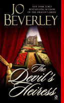 "The Devil's Heiress : and ""exquisitely sensual"" by library journal. now,..."