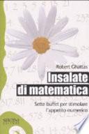 Insalate di matematica  Sette buffet per stimolare l appetito numerico