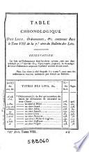 Bulletin des lois du royaume de France