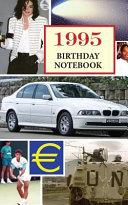1995 Birthday Notebook