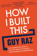 Book How I Built This