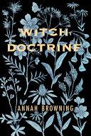 Witch Doctrine: Poems