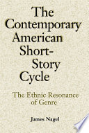 The Contemporary American Short story Cycle