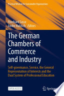 The German Chambers Of Commerce And Industry