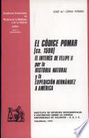 El códice Pomar (ca. 1590), el interés de Felipe II por la historia natural y la expedición Hernández a América