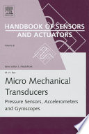 Micro Mechanical Transducers