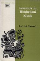 Book Semiosis in Hindustani Music