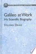Galileo at Work