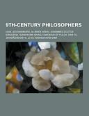 9th Century Philosophers