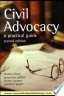 Civil Advocacy