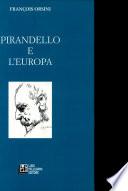 Pirandello e l Europa