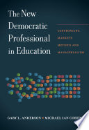 The New Democratic Professional in Education