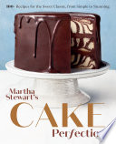 Book Martha Stewart s Cake Perfection