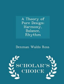 A Theory Of Pure Design