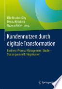 Kundennutzen durch digitale Transformation
