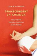 Transcendent In America
