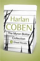 Harlan Coben   The Myron Bolitar Collection  ebook