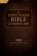 The Tony Evans Bible Commentary Book