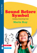 Sound Before Symbol Development Of Literacy Skills For Young Children Aged