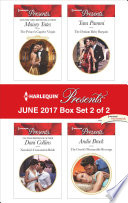 Harlequin Presents June 2017   Box Set 2 of 2