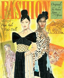 Fashion Originals by Jim Howard High Style Paper Dolls Japan and Africa