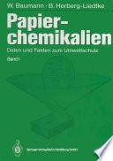 Papierchemikalien